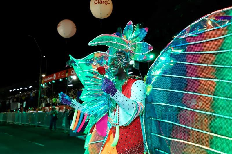 Una Feria de moda: Caleños lucieron sus mejores pintas para dar inicio a esta celebración