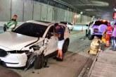 Futbolista Jarlan Barrera protagonizó accidente de tránsito contra familiares de cantante Yeison Jiménez