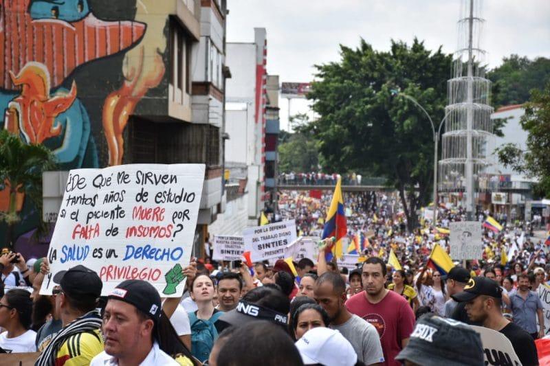 Gobernadora y rector de Univalle piden suspender paro indefinido de estudiantes