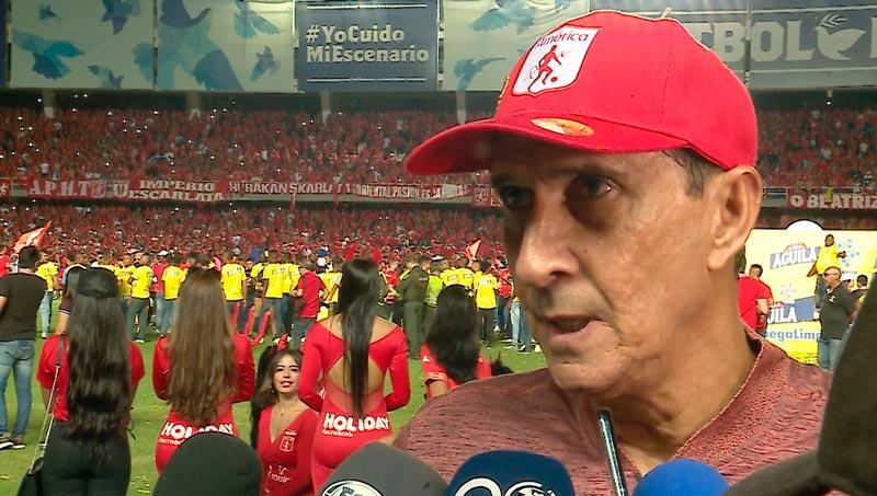 Guimaraes, el brasileño que sacó al América de Cali del infierno