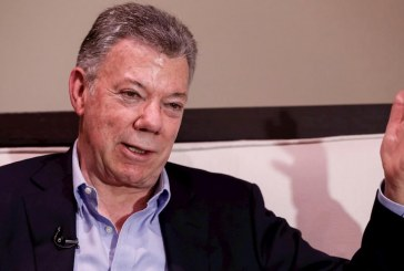 Embajador colombiano en EEUU anuncia denuncia a expresidente Santos por calumnia e injuria