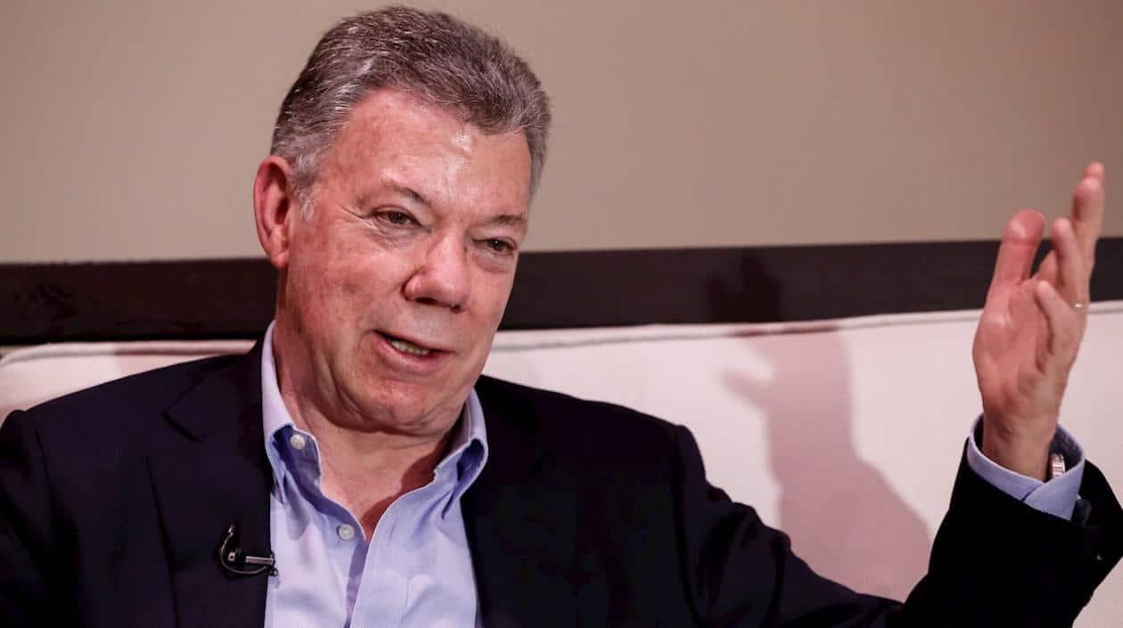 """""""Como ser humano he aprendido a no desearle el mal a nadie"""": Santos frente a la decisión contra Uribe"""