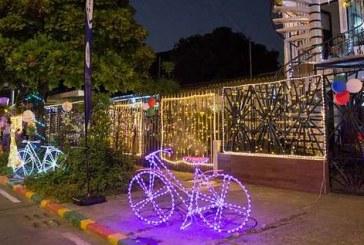 Llegó 'La Cuadra Más Bonita', concurso que premia la unión en Navidad