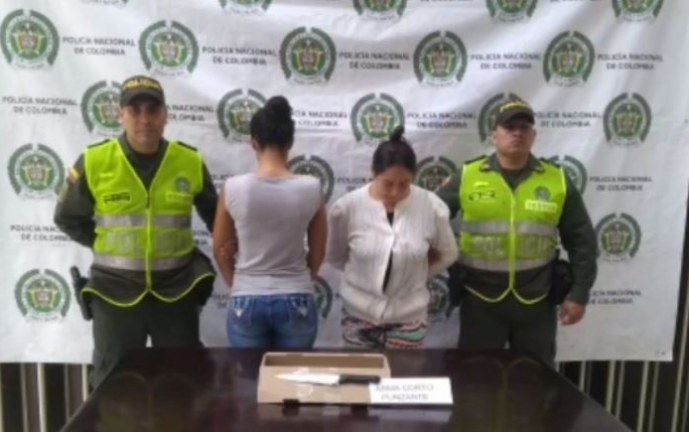 Madre e hija menor de edad habrían asesinado a una mujer por celos en Padrera, Valle