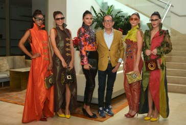 En fotos:  Marcelo Calabrese presenta Roundtrip en Fashion Lunch