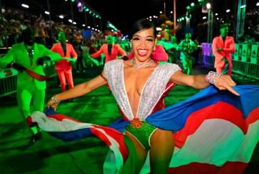 'Mi Gente', el espectacular Salsódromo que le dio apertura a la Feria de Cali 62