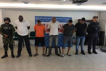 Cayeron los 'Morfeo', banda delincuencial dedicada a la comisión de homicidios en Cali