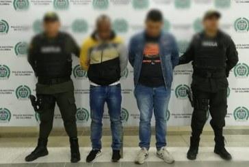 Policías capturados por la presunta desaparición de dos líderes sociales en el Cauca