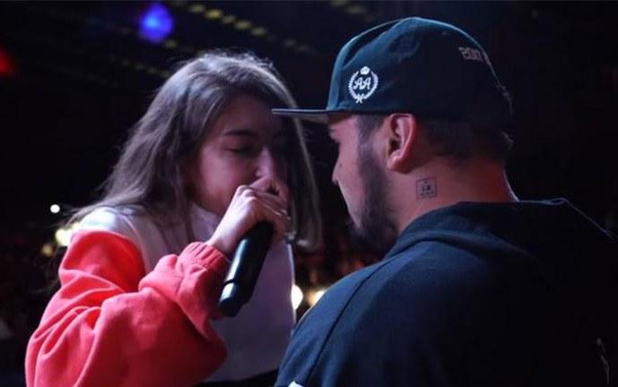 El 'feminismo' llegó a las batallas de rap