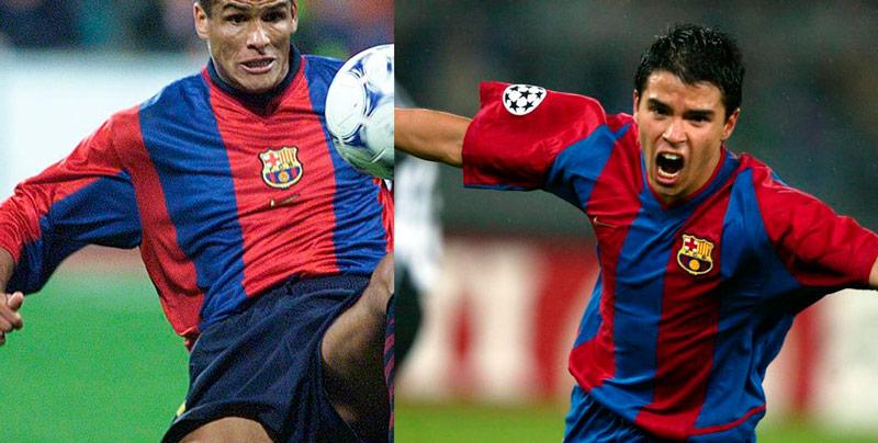 Rivaldo, Saviola y otras leyendas del Barça jugarán en Bogotá y Cali en marzo