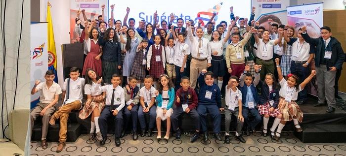 Ministerio de Educación premiará los 50 mejores resultados de la prueba Supérate 2019