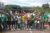 Video: Tensa situación se vivió en sede del Deportivo Cali por protesta de hinchas