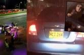 Video: polémica por mujer detenida por el Esmad y subida a carro particular