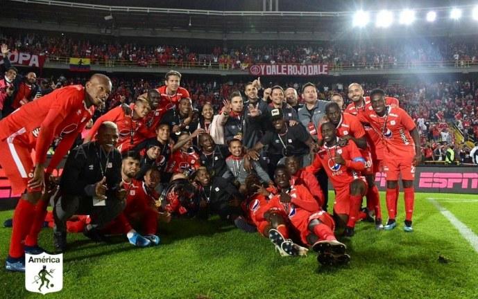 América se coronó campeón del Torneo ESPN en Bogotá