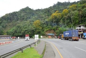 Obras de la vía Buga – Buenaventura, deberán estar listas en primer semestre de 2020