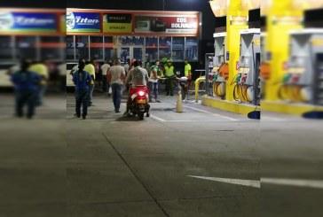 Atentado con artefacto explosivo contra estación de gasolina Primax en Jamundí
