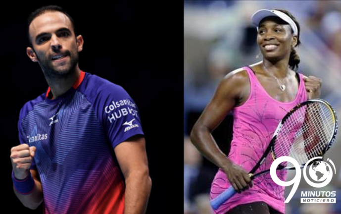 ¡Dupla campeona! Cabal y Venus Williams estarán en el doble mixtos en el AO