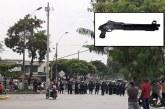 Justicia del país suspende uso de escopetas calibre 12 en manifestaciones