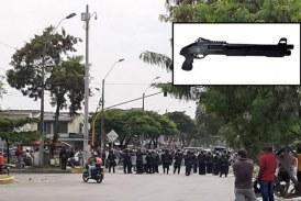 """""""En Cali no se debe utilizar este arma"""": Alcalde sobre escopeta calibre 12 para disuadir movilizaciones"""