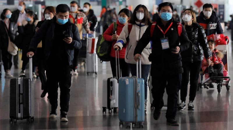 China estima que el nuevo coronavirus alcanzará su pico en 10 días