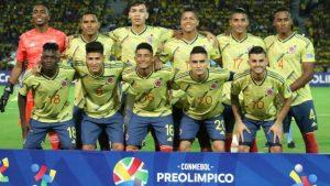 El sueño de la selección de Colombia sub 23 para ir a Tokio 2020 quedó en una ilusión