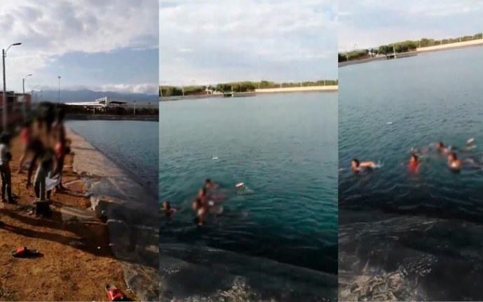Confirman muerte de dos niños en reservorio de agua de Cali, lo habían convertido en piscina