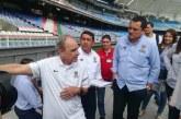 Conmebol ya está en Cali haciendo primeras pruebas a estadio Pascual Guerrero