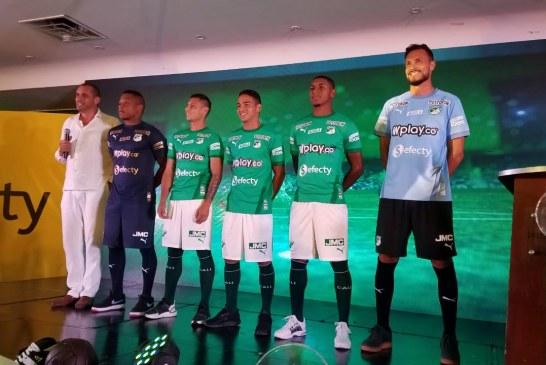 Deportivo Cali presentó su nueva indumentaria para el 2020
