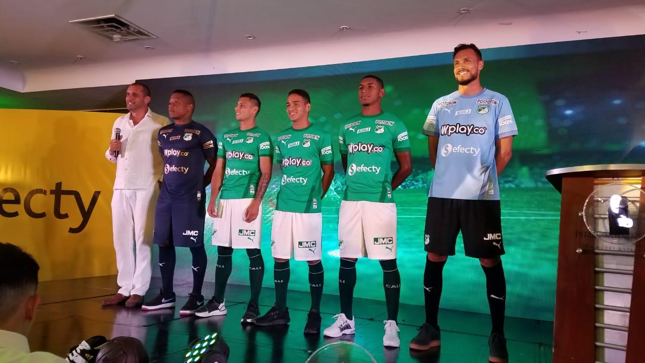 Deportivo Cali Presento Su Nueva Indumentaria Para El 2020