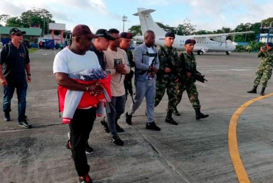 Detienen en Colombia a ocho personas pedidas en extradición por EEUU