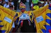 ¡Robaron al 'Cole'! El hincha de la selección Colombia se quedó sin disfraz