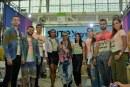FIDES: explosión de color la moda social  Guio D Colombia en Colombiatex 2020
