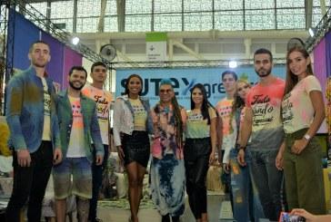 FIDES: explosión de color la moda social  Gui D Colombia en Colombiatex 2020