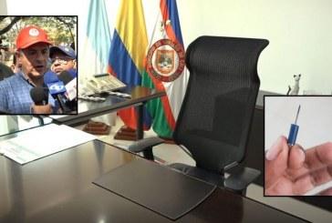 Por hallazgo de micrófonos en su despacho, Alcalde de Cali denunció que estaría siendo chuzado