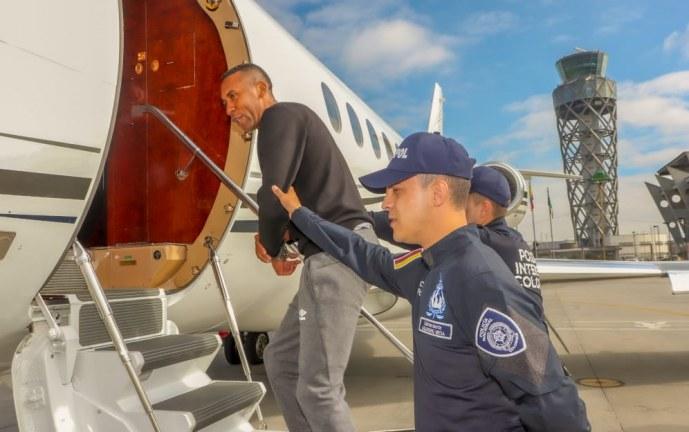 Hoy será extraditado a Estados Unidos el ex jugador del Cali y América, Jhon Viáfara