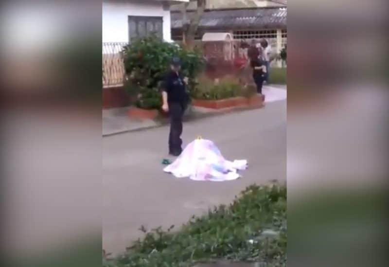 Presunto ladrón disfrazado de mensajero fue asesinado tras hurtar dos celulares en Cali
