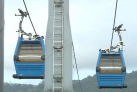 Dan inicio a instalación de nuevo cable tractor del Mío Cable, este volvería a operar en febrero