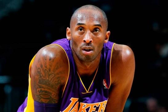 Muerte de Kobe Bryant viste de luto a la NBA y al baloncesto mundial