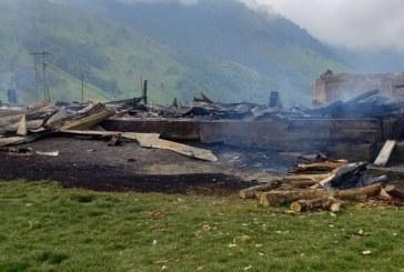 Personas desaparecidas, incendios y desplome de vivienda, balance del fin de semana en Valle