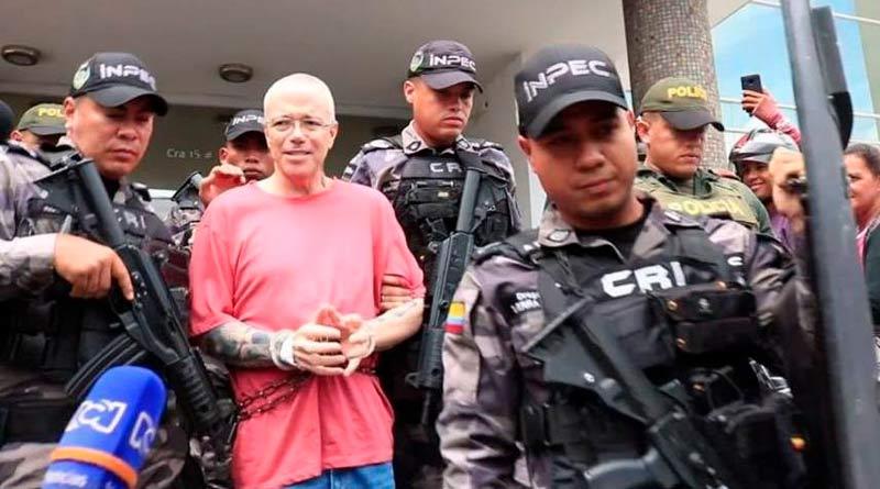 Alias 'Popeye', exjefe de sicarios de Pablo Escobar, padece cáncer terminal