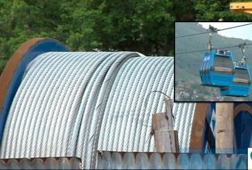 Comenzó reparación del Mío Cable: llegó a Cali la estructura que soportará las cabinas