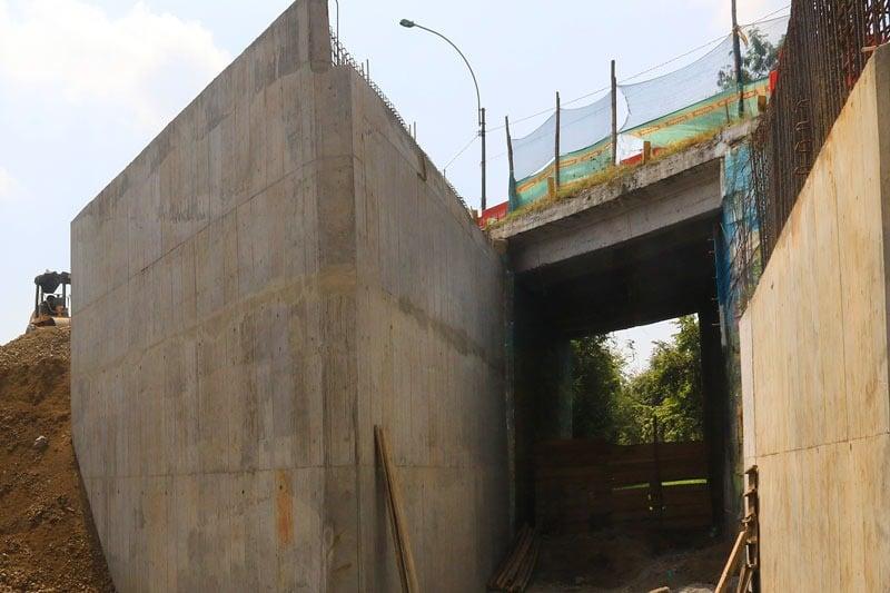 Tendrán que hacer modificaciones a uno de los puentes nuevos de la vía Cali-Jamundí