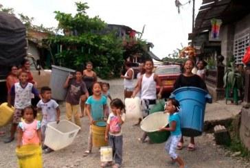 Vecinos de un sector de Buenaventura llevan 40 años esperando servicio de agua potable
