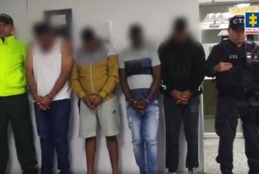 En video: así fue la captura de los presuntos asesinos del Fiscal contra el crimen organizado de Cali