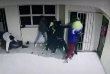 En video quedó registrado homicidio de Policía durante fuga de presos en cárcel de Ipiales