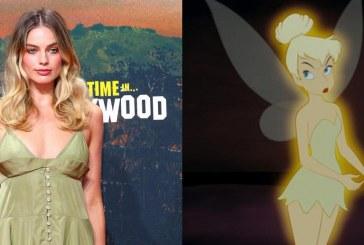 """¿Margot Robbie como Campanilla en el remake de """"Peter Pan""""?"""