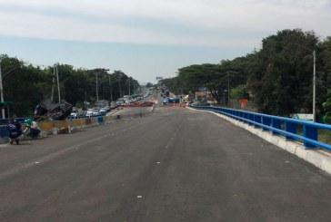 Antes de su inauguración, 90 Minutos recorrió nuevo puente de vía Cali-Jamundí
