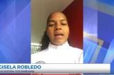 Jugadora colombiana fue seleccionada para salir en un comercial con Lionel Messi