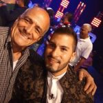 Compadre Aguayo junto al ganador del reality 'Soy Popular', David Cárdenas
