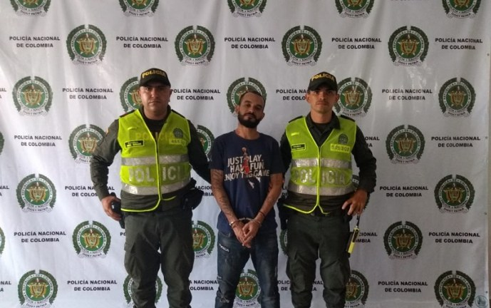 Hombre fue enviado a la cárcel por intimidaciones a su expareja en Buenaventura